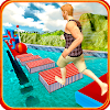 Stuntman Water Run APK