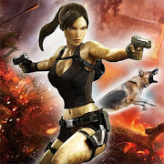 Spy Agent Lara Fort Night Craft Survival Battle APK