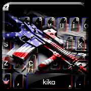 American Gun Keyboard Theme APK
