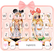 Best Friends Keyboard Theme APK