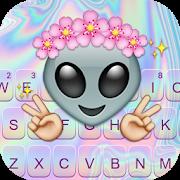Cute Alien Emoji Keyboard APK