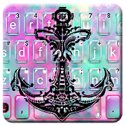 Galaxy Anchor Keyboard Theme APK
