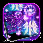 Galaxy Dream Catcher Keyboard Theme APK