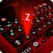 Hologram Neon Keyboard Theme APK