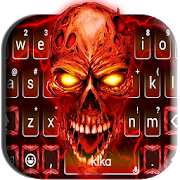 Horror Lightning Devil Keyboard Theme 1.0 Android Latest Version Download