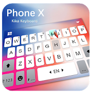 Keyboard for Phone X APK