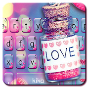 Sweet Love Keyboard Theme APK