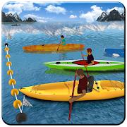 Kayak Boat Racer Game 2018: 3D Racing Simulator APK