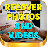 Recover All Old Deleted Photos And Videos Guia APK