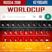 FIFA 18 Keyboard Theme APK