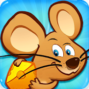 Mouse Spy : Trap Game, Cut the Cheese, Maze Puzzle APK