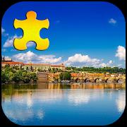 Prague Jigsaw Puzzles Game APK