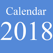 Calendar 2018 With Islamic Dates APK
