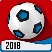 World Cup 2018 Russia Jalvasco APK