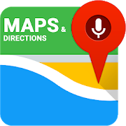 Navigation Voice GPS & Tracker Maps APK