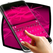Active Pink Keyboard APK
