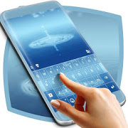Drop In The Ocean Keyboard APK