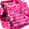 Pink Flowers Keyboard APK