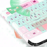 Cute Keyboard Cupcakes Theme APK