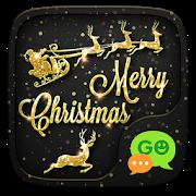 GO SMS MERRY CHRISTMAS THEME APK