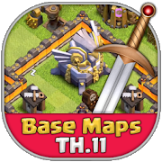 Base Maps TH11 COC APK