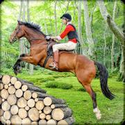Jumping Horse Riding Simulator APK