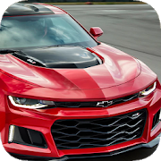 Camaro RS Drift Racing Simulator APK