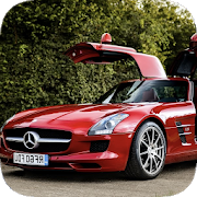 SLS AMG Drift Racing Simulator APK