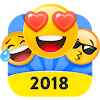 Smiley Emoji Keyboard 2018 - Cute Emoticons APK