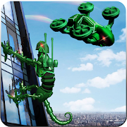 Big Lizard Russian Spy Transforming Robot Games APK