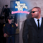 CIA Agent Survival : Spy Secret Escape Story APK