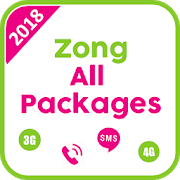 2018 All Zong Packages APK