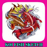 Koi Fish Sketch APK