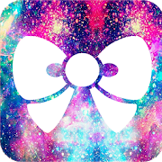 Cute wallpaper & kawaii backgrounds for girls ! APK
