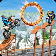Motorcycle Stunt Trick: Motorcycle Stunt Games APK