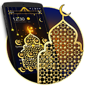 ramadan Eid Mubarak 2D android Theme APK
