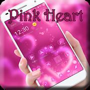 Pink Heart Theme APK
