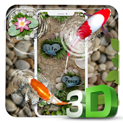 Free Koi Fish 3D Theme With Animation 🐟 1.1.24 Android Latest Version Download