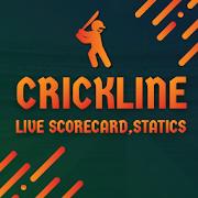CrickLine-Live Cricket Score, Schedule, News APK