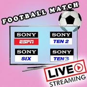 Football TV Channels Sony - Ten 1 , 2 & Geo Super APK