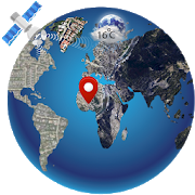 GPS Route Tracker Live Earth Map APK