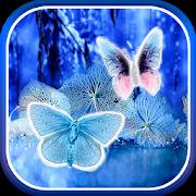 Abstract Butterflies Wallpaper APK