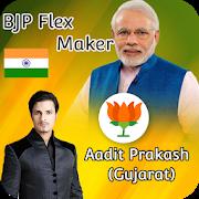 Bharatiya Janata Party (BJP) Flex Frame Maker 2018