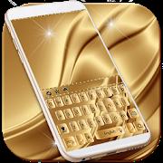Luxury Gold Keyboard Theme APK