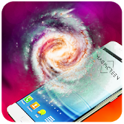 Milkyway Galaxy Space Live Wallpaper : Magiscreen APK