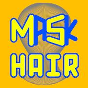 MaSk HAIR: Manga Sketcher Hair editor APK