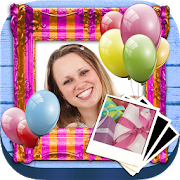 Photo frames for birthdays APK