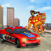 Marvel Transformers Tiger Fight APK