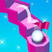 Tenkyu Hole - 3D Rolling Ball APK