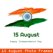 15 August Happy Independence Day Photo Frame APK